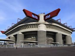 San Siro. Getty
