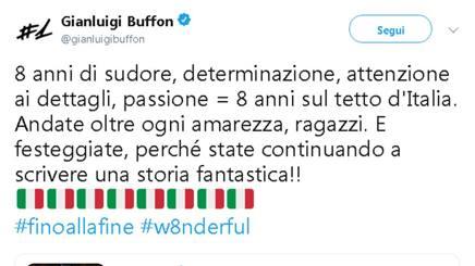 Buffon. Ansa