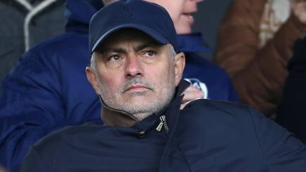Mourinho. Getty
