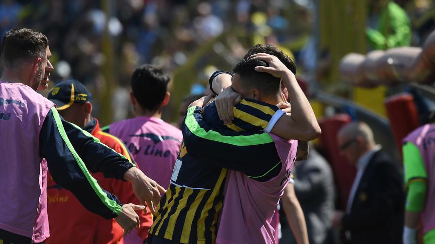 Calendario Juve Stabia.Serie C Festa Juve Stabia Vittoria E Ritorno In Serie B