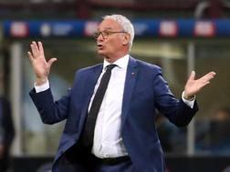 Claudio Ranieri, 67 anni. Lapresse