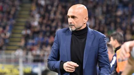 Luciano Spalletti. Lapresse