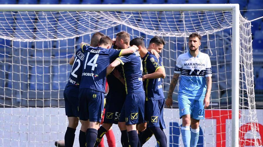 Lazio-Chievo 1-2: Inzaghi, questo è un incubo, ko col Chievo ...