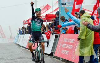 Felix Grossschartner, 25 anni, austriaco (Bettini)