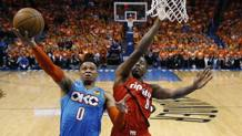 Russell Westbrook, 30 anni. Ap