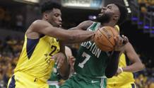 Jaylen Brown, 22 anni. Ap