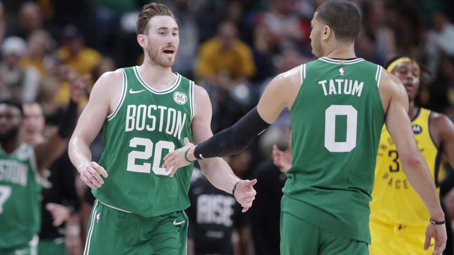 Boston riscopre Hayward I Pacers incassano lo sweep