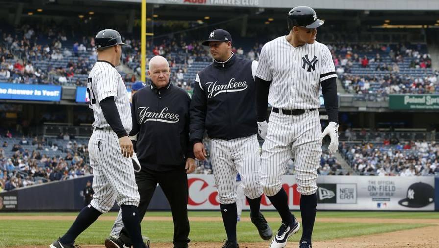 Gli Yankees perdono i pezzi 13 giocatori infortunati!