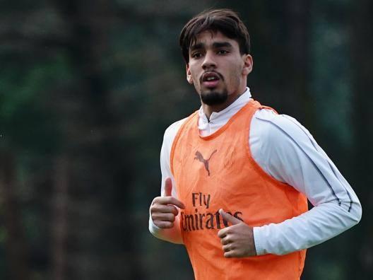 Lucas Paquetà, prima stagione al Milan. Lapresse