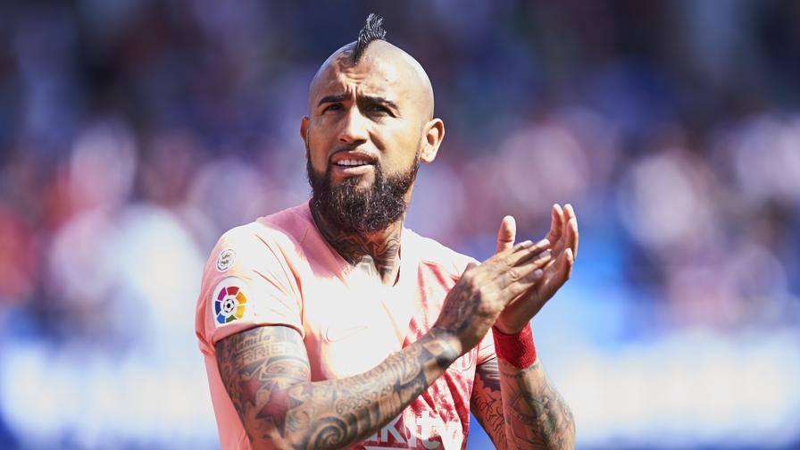 Dalla Spagna - Inter su Vidal Da battere avversario asiatico