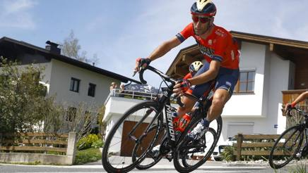Vincenzo Nibali, 34 anni. Bettini