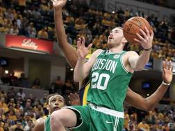 Gordon Hayward, 29 anni. Afp