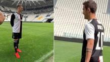 La nuova maglia della Juventus per la prossima stagione
