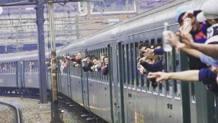 """Uno dei treni """"dedicati"""" in uno scatto trovato su Instagram"""