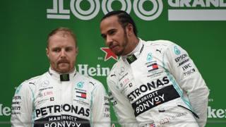 F1, Bottas il più veloce di sempre a Baku e in Messico