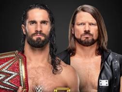 Seth Rollins e AJ Styles