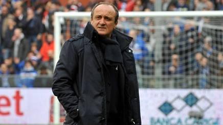 Delio Rossi, 58 anni, è il nuovo allenatore del Palermo LAPRESSE