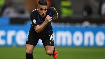 Lautaro Martinez, 21 anni, attaccante argentino: 9 gol e due assist in questa stagione. Getty