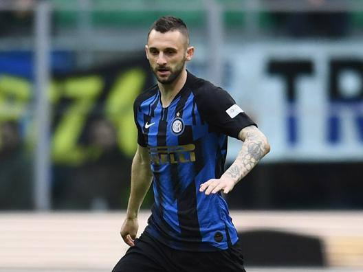 Marcelo Brozovic, 26 anni, centrocampista croato. Getty