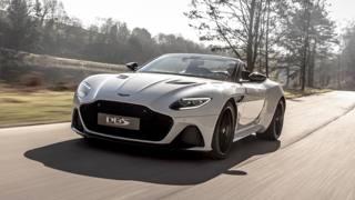Velocissima Aston Martin DBS Superleggera Volante