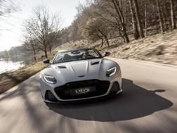 La Aston Martin DBS Superleggera Volante