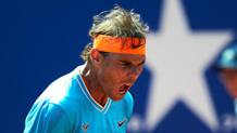 Rafael Nadal, 32 anni. Epa