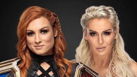 Charlotte Flair e Becky Lynch