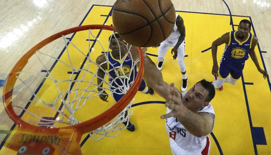Nba playoff, Gallinari ei Clippers trascinano i Warriors a gara-6