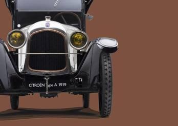 La Citroen celebra i 100 anni. La Type A è la prima vettura prodotta dal marchio