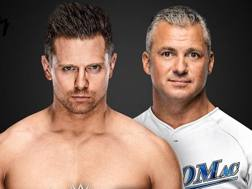 Miz vs Shane McMahon