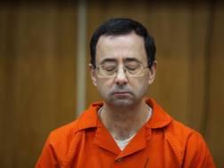 Larry Nassar, il medico condannato. Ap