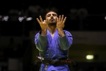 Angelo Pantano conquista un ennesimo titolo italiano. Foto Emanuele Di Feliciantonio