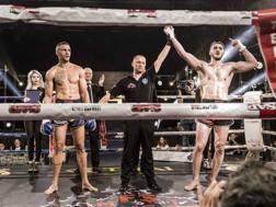 Gabriele Casella vince il Prestige Fight contro il Campione Francese Corentin Jallor