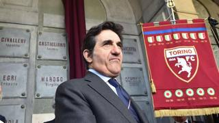 Urbano Cairo, presidente del Torino.  Ansa