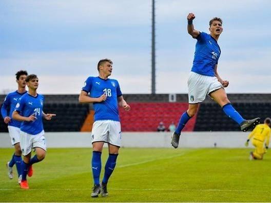 L'Italia U17 vola, Austria k.o. Gli Azzurrini sono ai quarti