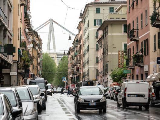 Fondi pro Ponte Morandi Raccolti quasi 120mila euro