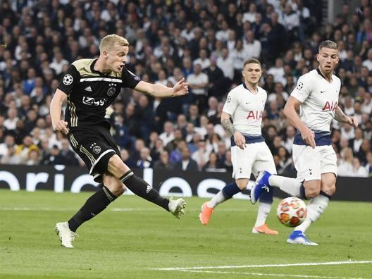"""Ten Hag: """"Occhio Ajax Spurs più forti della Juve"""""""