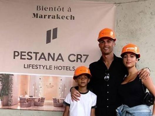 Ronaldo allarga il business Nuovo hotel a Marrakech