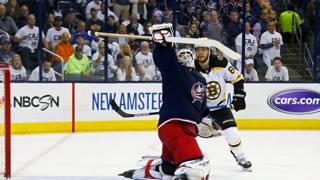 Boston all'assalto della rete di Columbus