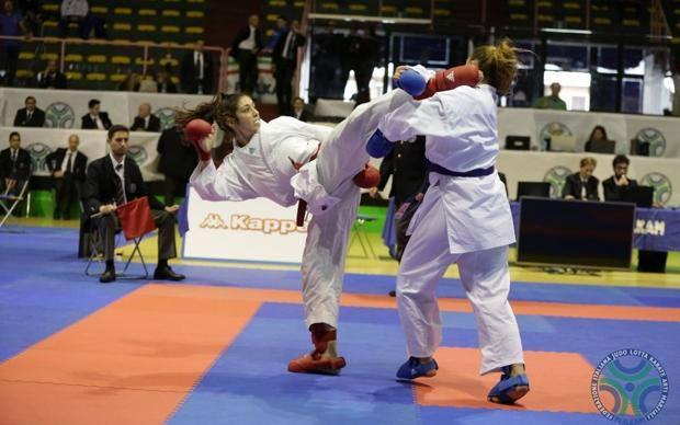 Fijlkam Karate Calendario Gare 2020.Karate Tricolori Juniores A Ostia 500 Giovani Con Un Sogno