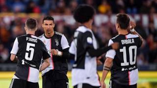 La maglia della Juventus 2019/20