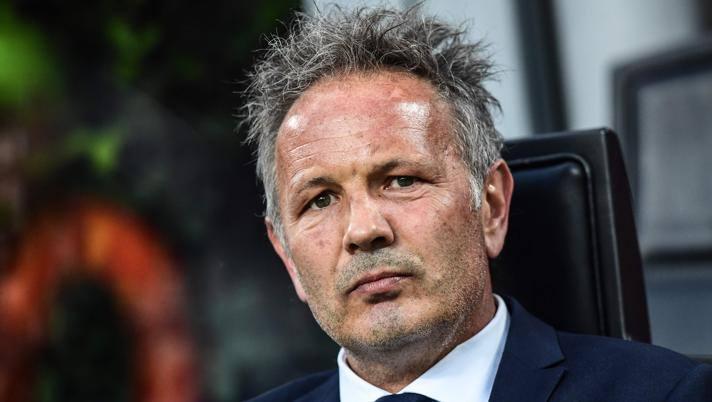 Sinisa Mihajlovic, 50 anni, allenatore del Bologna. Afp