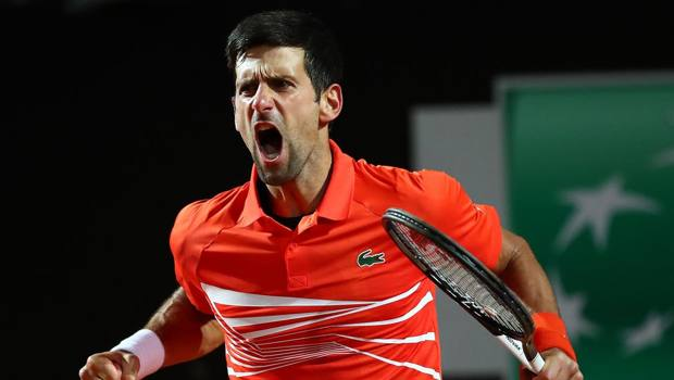 Novak Djokovic, 31 anni, numero uno del mondo. Getty