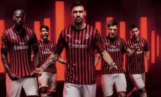 Milan, la nuova maglia celebra i successi del 1969