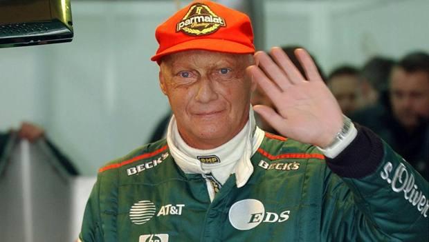 È morto a 70 anni Niki Lauda, leggenda della Formula Uno