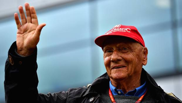 Niki Lauda si è spento all'età di 70 anni. Getty