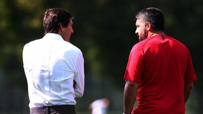 prezzo incredibile vendita uk nuovo stile del 2019 Gattuso-Milan, è finita: ora è ufficiale. Formalizzato anche ...