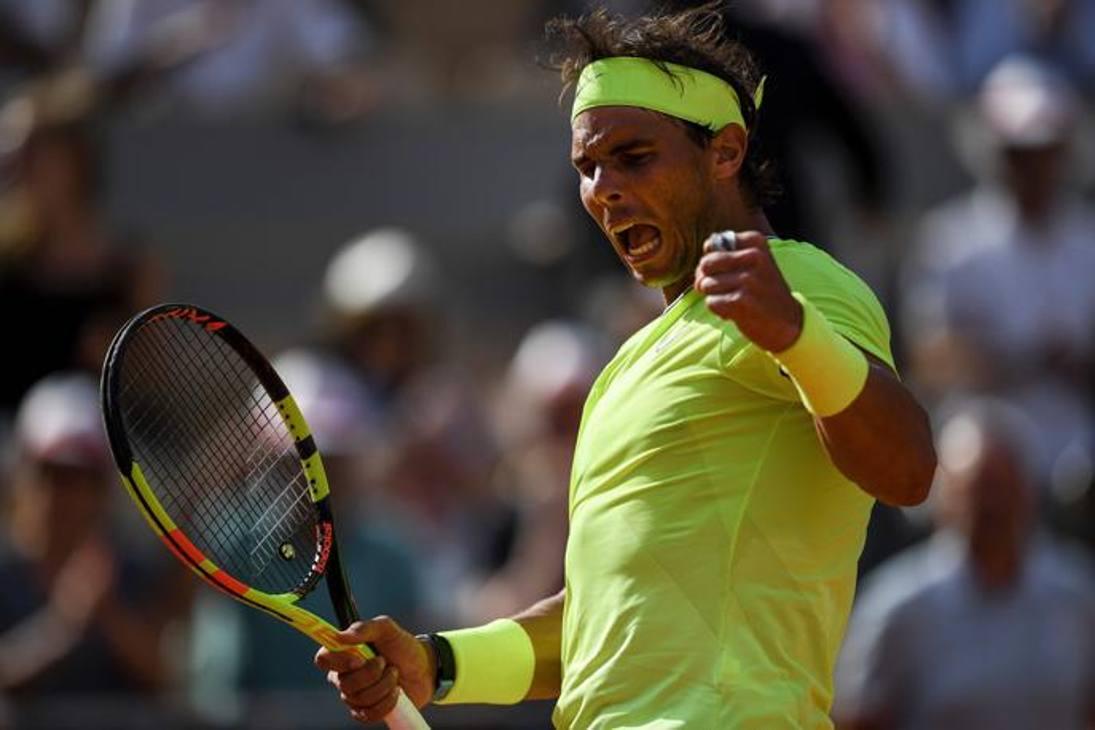 Il 3 giugno Rafa Nadal ha compiuto 33 anni a Parigi e insegue il suo dodicesimo titolo al Roland Garros. Ecco una carrellata di campioni ultra 30enne di successo. Afp