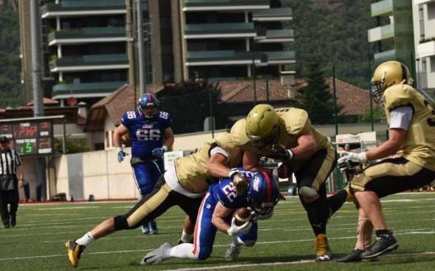 Calendario Aste Bolzano.Niente Da Fare Per I Giants Bolzano La Cefl Cup Vola A