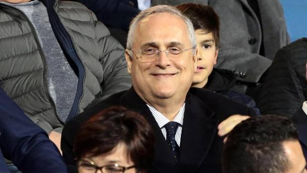 Claudio Lotito, 62 anni